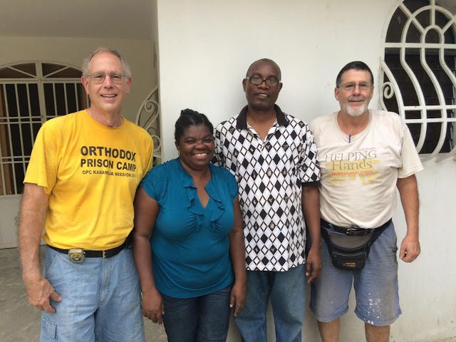 Haiti May 2015 photo 1 Raun Treible, Delfils, John Flynn photo from John Flynn