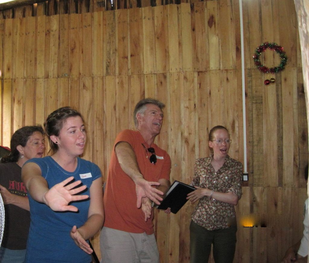 2016-06 Winslow NH article photos 1 - Dave Crum Team Uruguay leader teaching what_! (1)