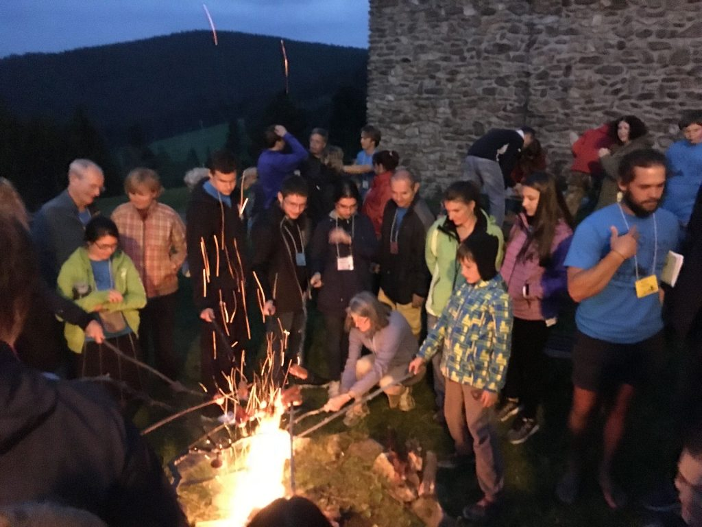 2016 CZ Eng Camp photo from Teahan - campfire