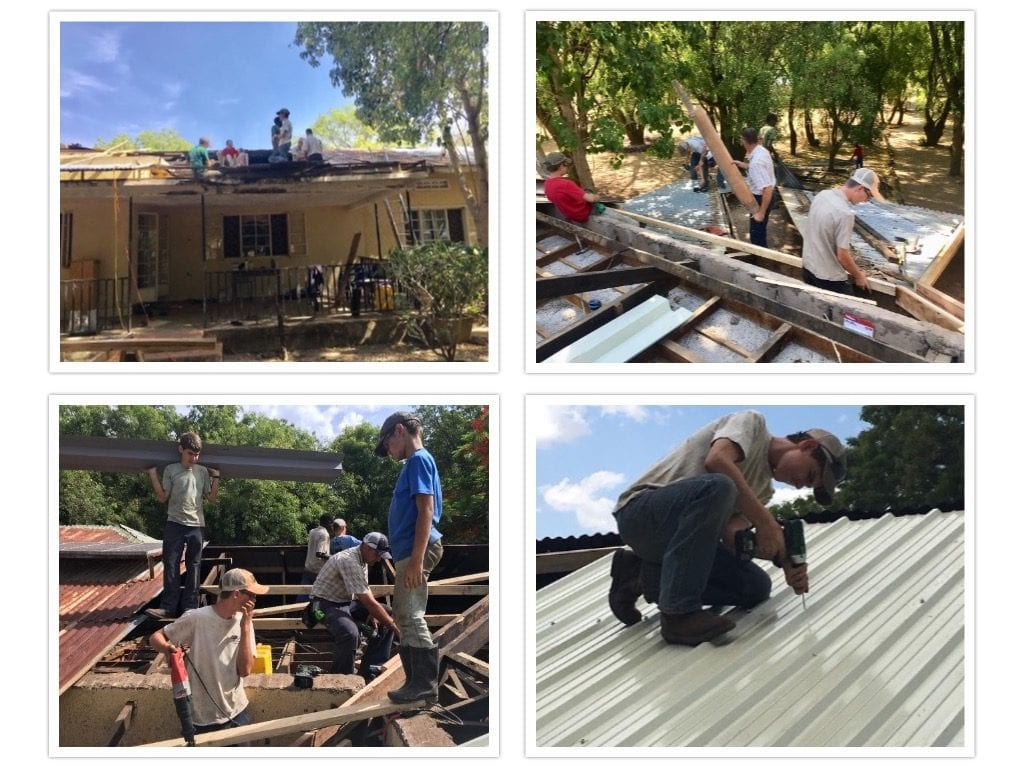 Uganda 2019: Roof Replacement Project - Short-Term Missions