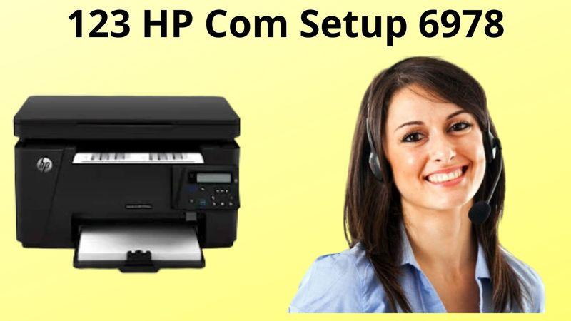 123 Hp Com Setup 6978