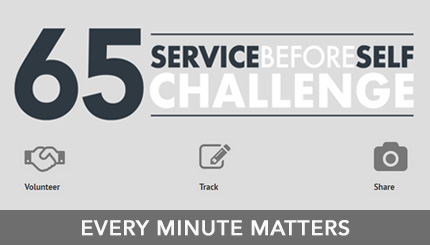 Service Before Self Challenge