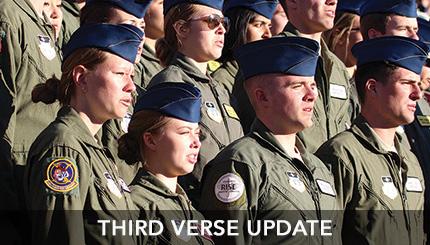 Third Verse Update