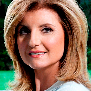 Arianna Huffington - Chair, President & Editor-in-hief of The Huffington Post Media Group