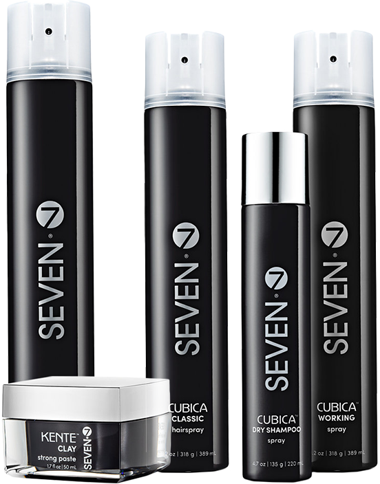 Luxury Hair Products Seven Haircare The Definition Of Style Is You