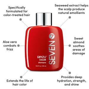 shampoo for color treated hair