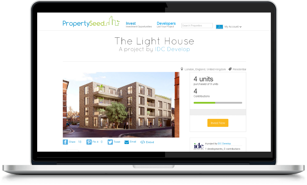 PropertySeed - New Developments in Manchester & Liverpool