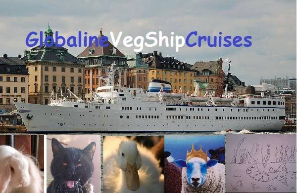 "The Foundation . "" Global Line Veg Ship ""Cruises"