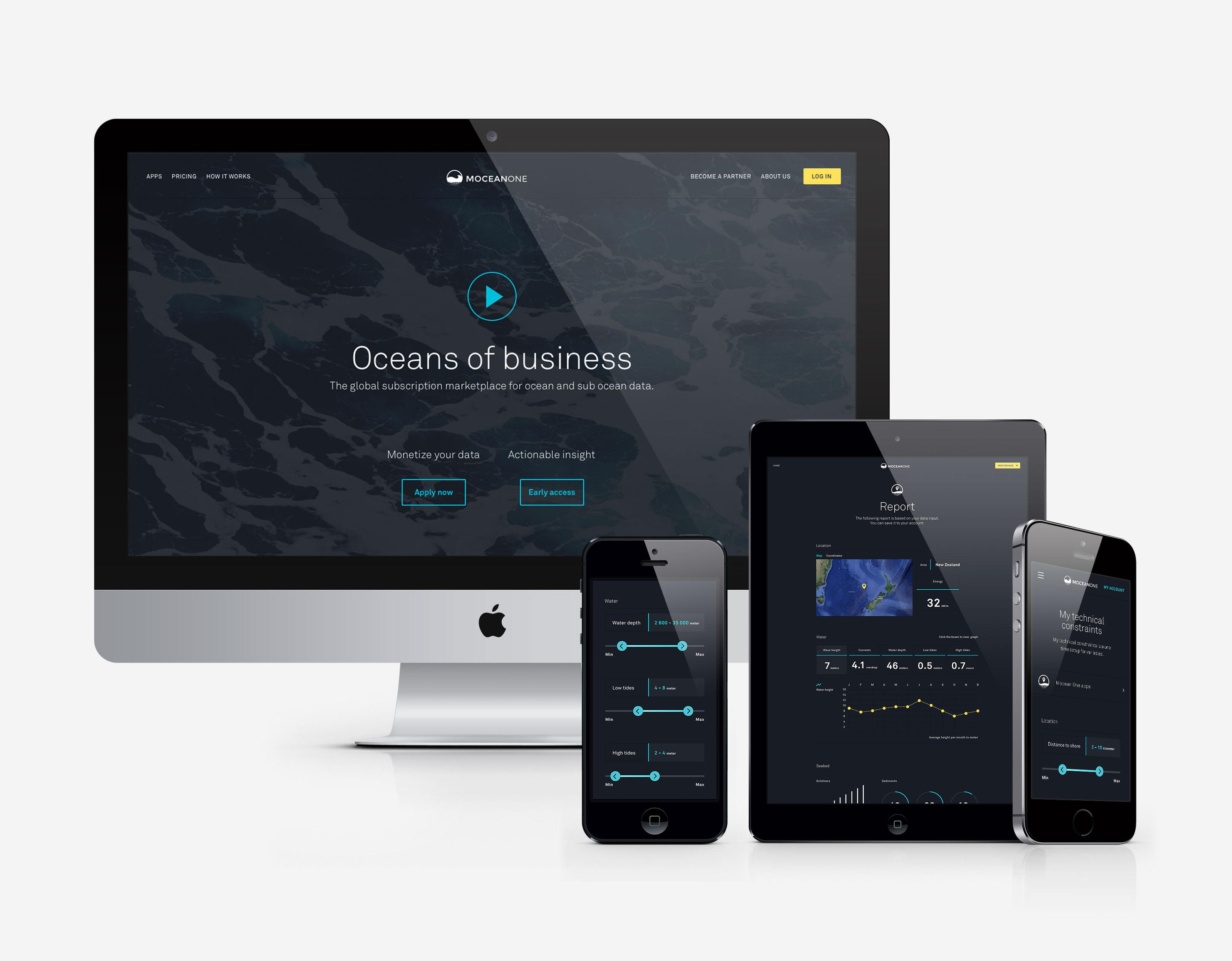 Mocean One Screenshot