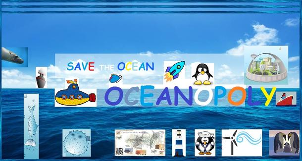 **Oceanopoly   Children Family ,SeaLover ,Seasteading and More  New   Game for Save The Ocean