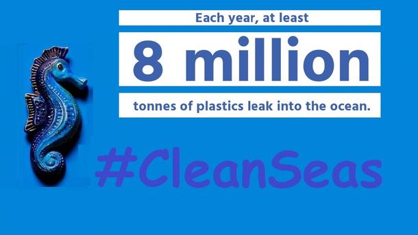 Sign up for #CleanSeas