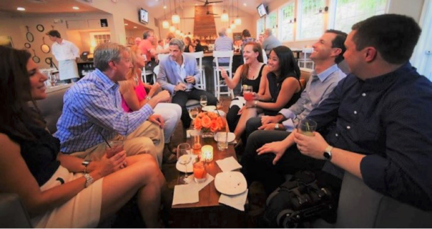 Thought Leader Dinner on Lyme Treatment and Prevention at The Corner Stop on May 4th!