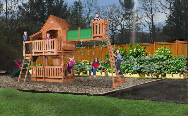 Help Build Our Forest School Garden!