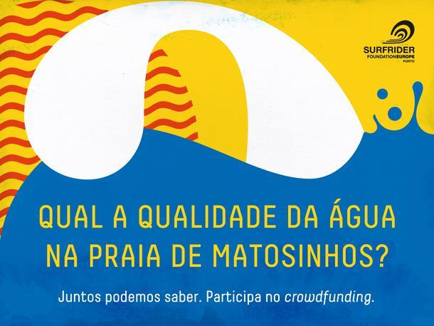 Qualidade da água em Matosinhos / Water quality in Matosinhos