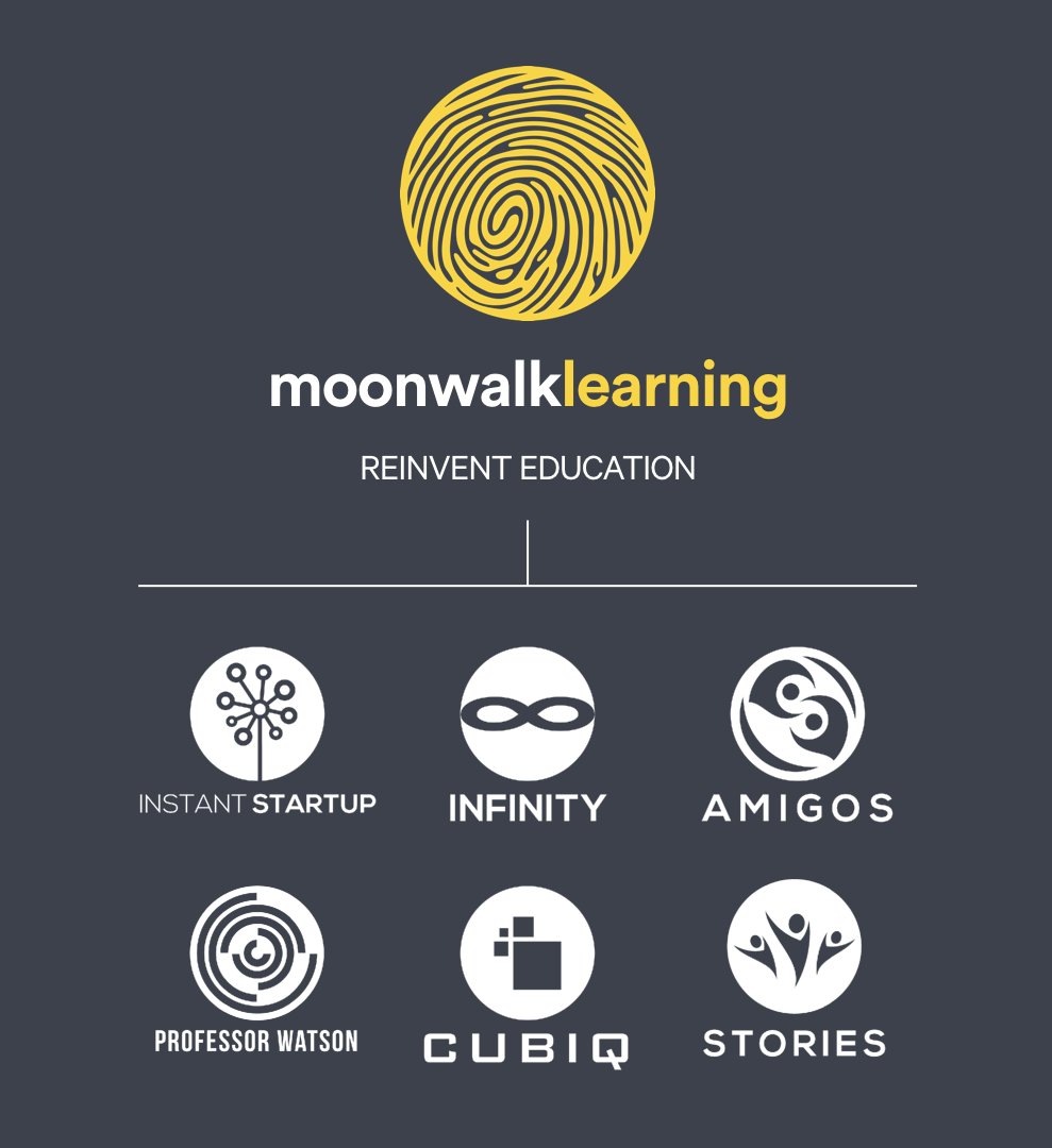 Moonwalk Learning Startup Portfolio