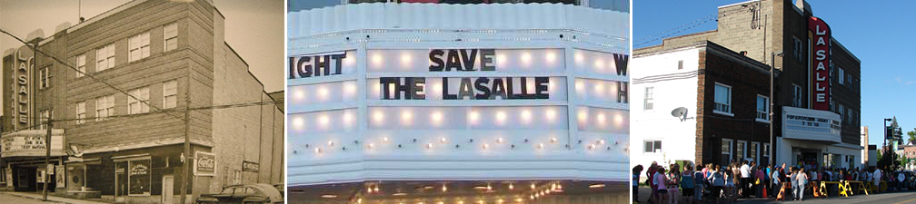 Save the LaSalle Theatre