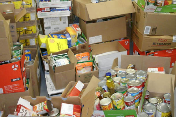 Garson Food Bank Drive