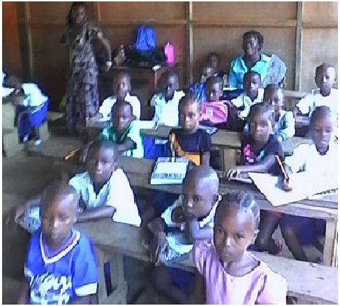 Action to Educate Orphan Girls in Liberia