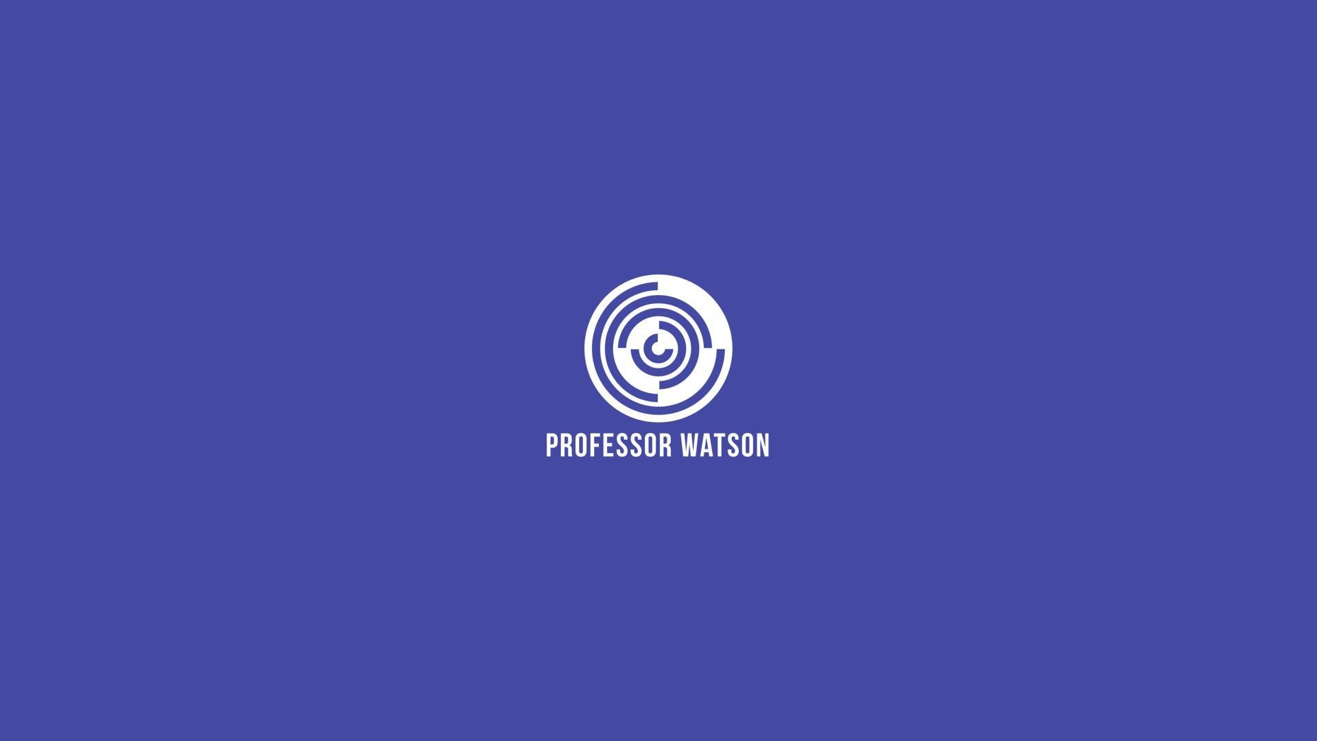 Professor Watson