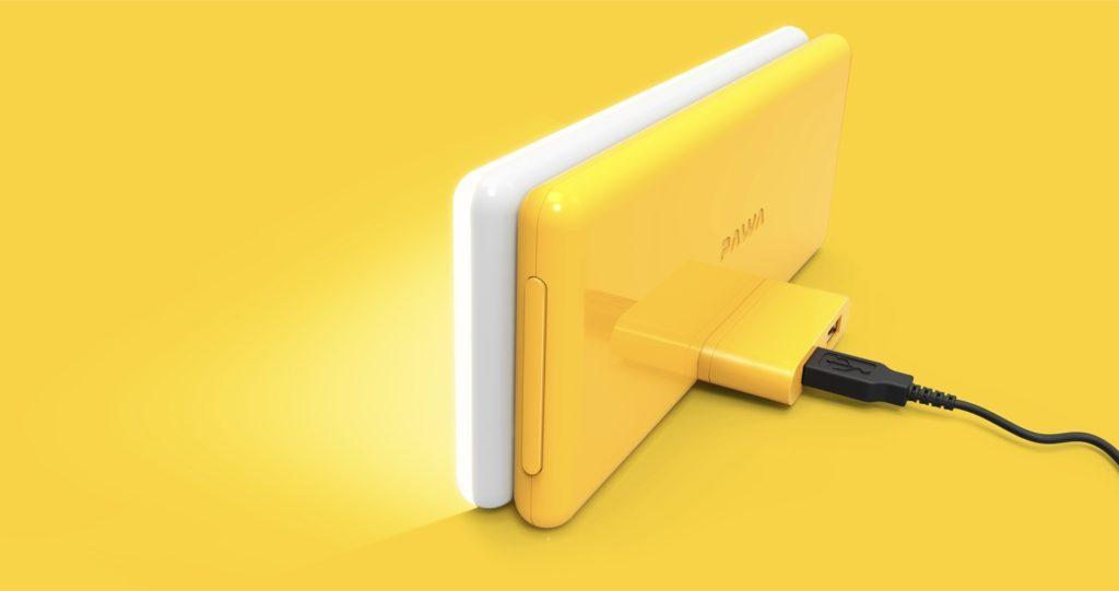 Pawa Yako. Light. USB.