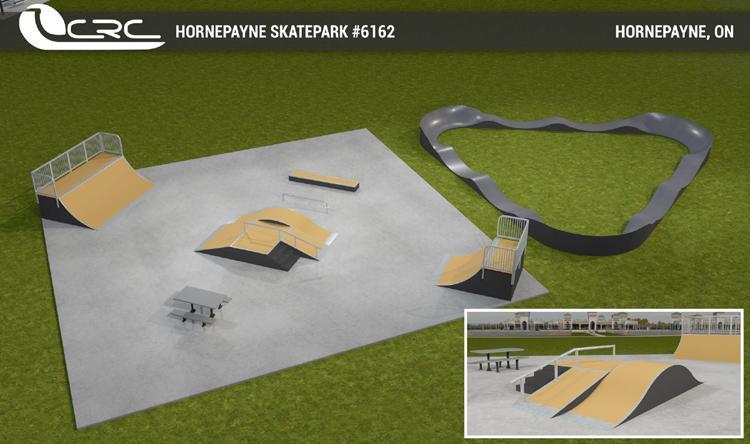 Hornepayne Skate Park Fund