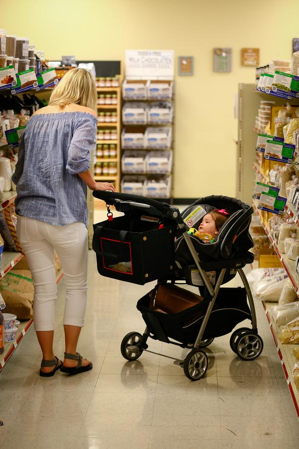 Buggy Baggy: Safe & Easy Stroller Shopping with Baby