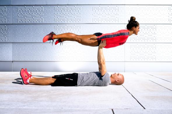 Ny idrett calisthenics populær