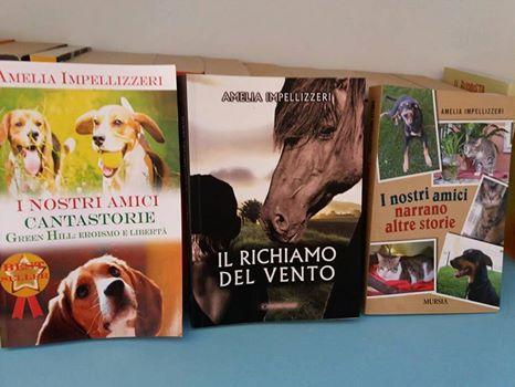Libri e Romanzi  per  Trasmettere Emozioni e Sentimenti degli Animali e Valori Etici a  Giovani e Adulti