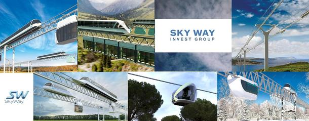*Sky Way Become a co-owner of the technology of the future,