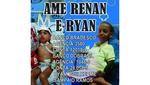 Ame Renan e Ryan