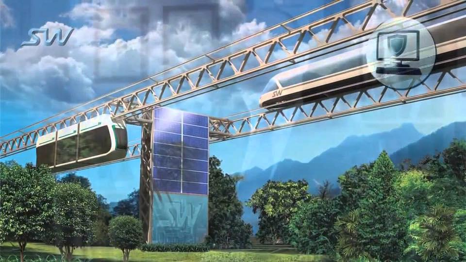 SkyWay Innovative Transport Company offers investment ...
