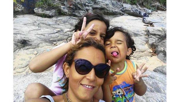 Ajude Luciana e seus filhos