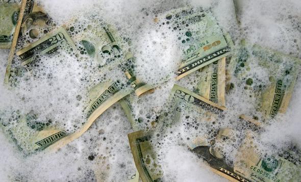Vasker NOK 35 milliarder i Bitcoin: Alvoret om digitale penger er begynt