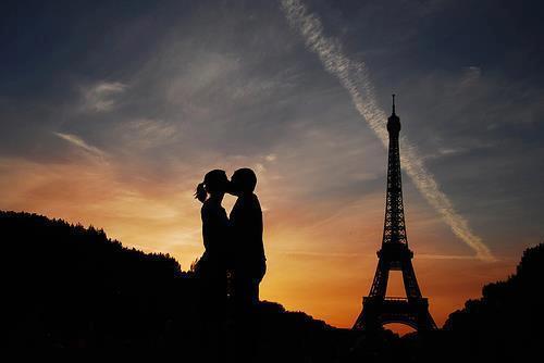 Trip to Paris with my girlfriend