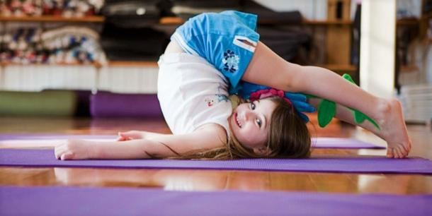 Yoga Workshop For Kids on Early Release Day January 10th 12:45-2:15pm at the Hingham Community Center!
