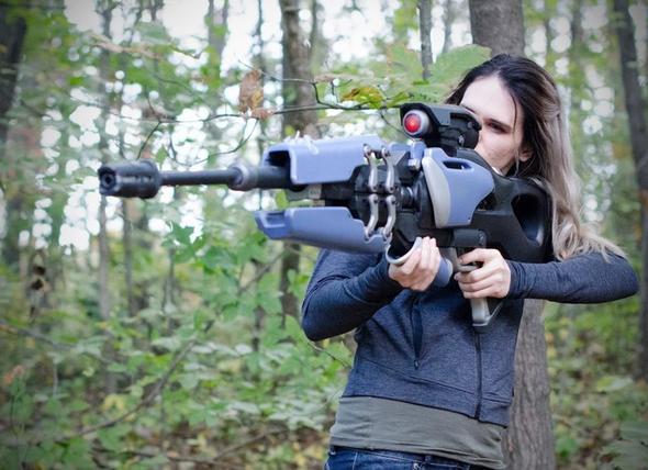 Vanlig 3D-printer lager våpen