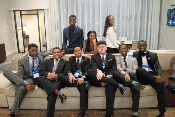 HELP NSBE UofL get to Nationals
