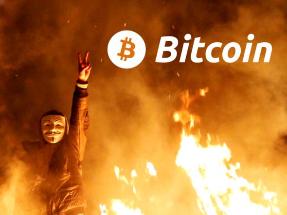 Skaff deg Bitcoin kryptovaluta bidra til øket frihet i verden