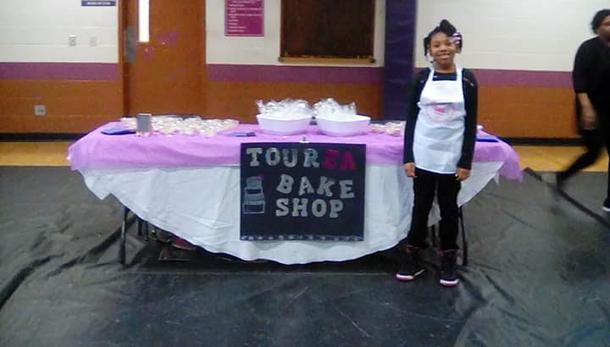 Support Touréa's Bake Shop