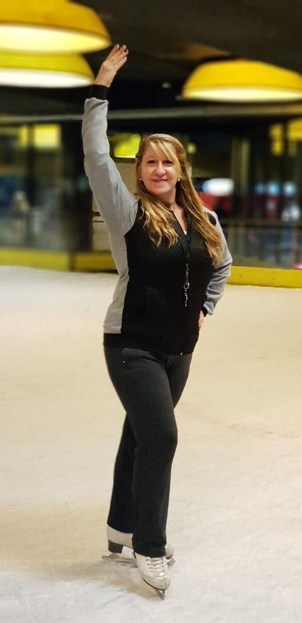 Ayudemos al patinaje artístico sobre hielo Chileno.