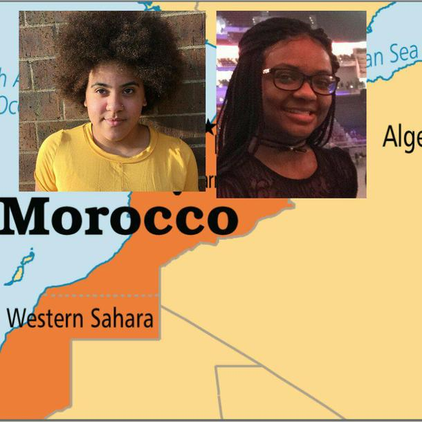Two Teens To Morocco