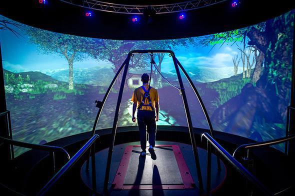Oculus Rift viser at vi lever i en datasimulert verden