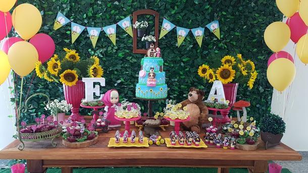 O Fantástico Mundo da Festa Infantil, em casa!