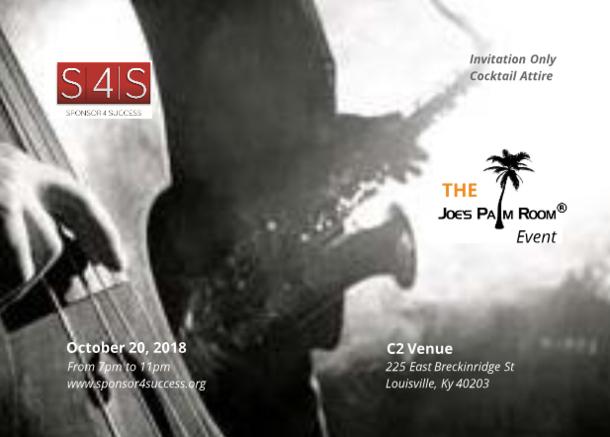 The Joe's Palm Room Event