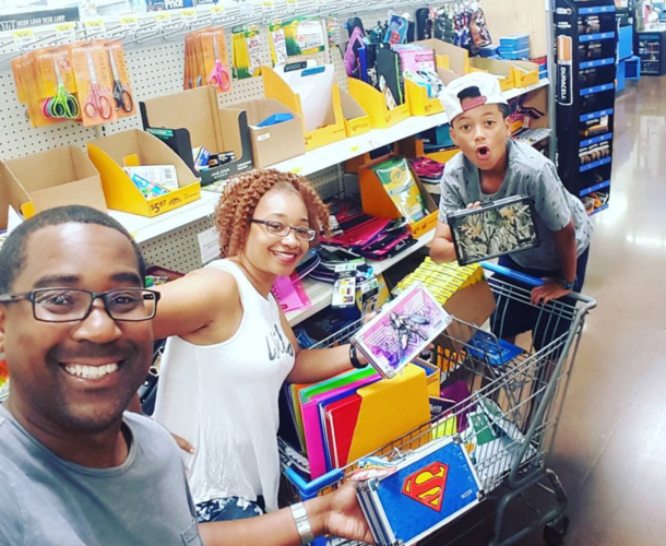3rd Annual Back To School Drive