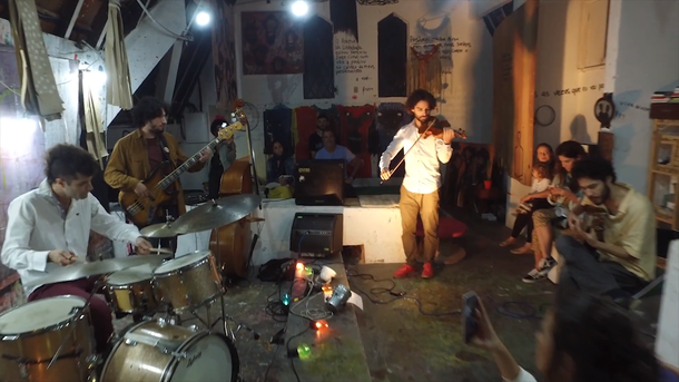 Guilherme Pimenta Quarteto na 11ª edição do Som na Toca