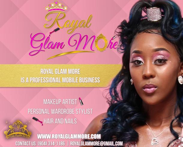 Royal Glam More Mobile Beauty Salon