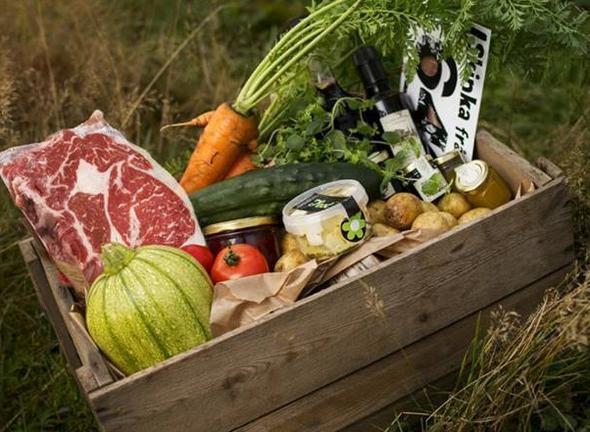 Lokal mat systematiseres for å gi større produksjon