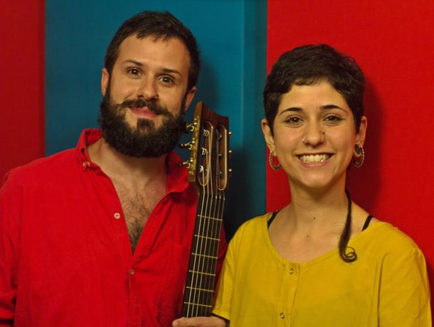 Nossa 12ª edição tá saindo do forno: Luísa Lacerda e Giovanni Iasi