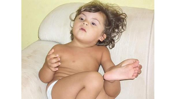 Poder resolver a vida do meu filho especial que tem apraxia